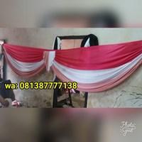 Rumbai Tenda Tiga Warna