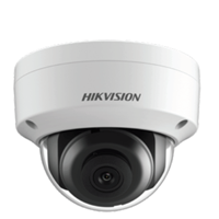 Network Dome Camera Hikvision 2 MP Ultra-Low Light DS-2CD2125FHWD-I(W)(S) 1