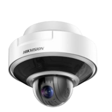 Network Camera Hikvision Panoramic 360° + 2MP 36x PTZ DS-2DP1636Z-D
