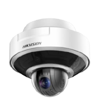 Panoramic Network Camera Hikvision Thermal 180° + 2MP 36x PTZ DS-2DP1636-D 1