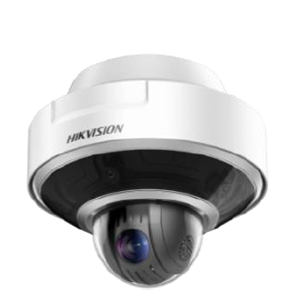 Panoramic Network Camera Hikvision Thermal 180° + 2MP 36x PTZ DS-2DP1636-D