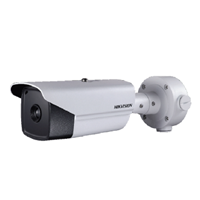 Thermal Network Bullet Camera Hikvision DS-2TD2166-15/25/35 1