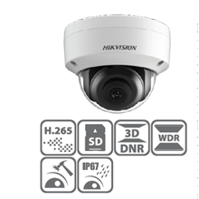 Network Camera Hikvision 5MP EXIR Dome DS-2CD2155FWD-I(S)