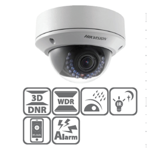 Dari Network Camera Mini Vari-focal IR Dome 2MP DS-2CD2722FWD-I(Z)(S) 0