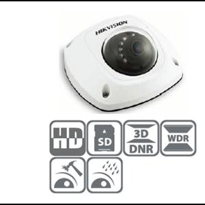 Dari Vehicle Mini Dome Network Camera 1.3MP DS-2XM6112FWD-I(M) 0