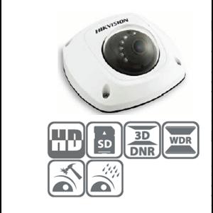 Dari Vehicle Mini Dome Network Camera 2MP DS-2XM6122FWD-I(M) 0