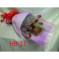 hand bouquet Valentine Day Murah 5