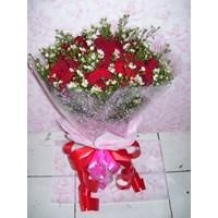 hand bouquet Valentine Day 1