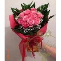 Wedding Hand Bouquet Murah 5