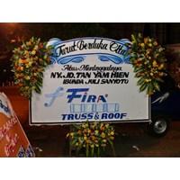 Distributor Tanaman Hias Karangan Bunga Papan 3