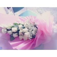hand bouquet standing Murah 5