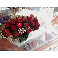 Jual hand bouquet standing 2