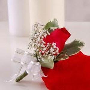corsage mawar