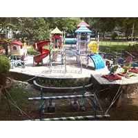 Playground Anak Outdoor Murah 5