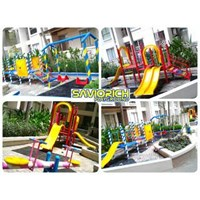 Playground Anak Outdoor 1