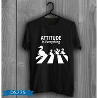 T-Shirt Attitude Is Everything 1