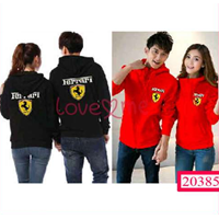 Jaket Couple Ferrari 1