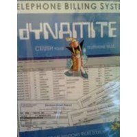 Distributor Softwaere Telephon Billing System Setandart 3