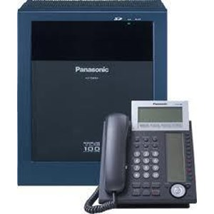 Pabx Panasonic Kx-Tda100bx