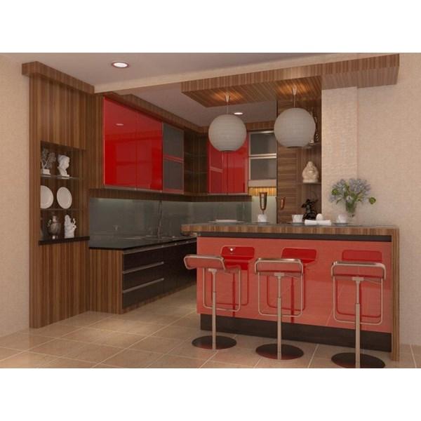 Interior design kitchen room services by toko dafin furnindo for Toko kitchen set