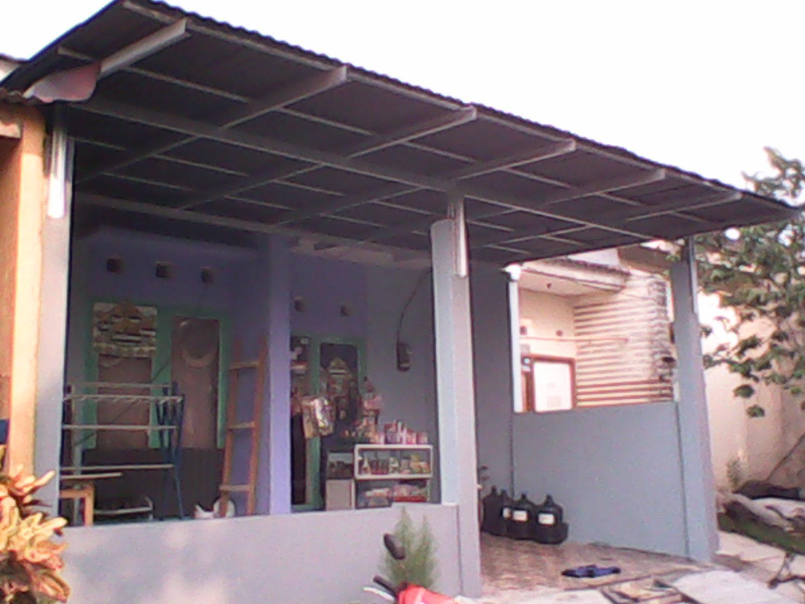 Jual Kanopi Baja Ringan Di Tangerang Harga Murah Kota Tangerang