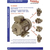 Jual Pompa Transmax Motor (Ta Series)