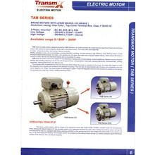 Suku Cadang Mesin Gear Transmax Motor (TAB Series)