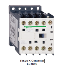 Contactor TeSys K  LC1K09