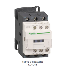 Contactor TeSys D LC1D12