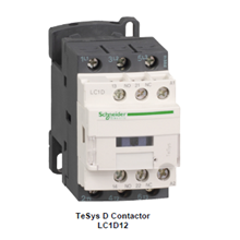 Contactor TeSys F LC1F400