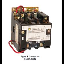 Contactor Type S 8502SAO12