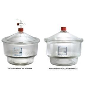 Alat Laboratorium Umum Desikator (Desiccator) Vacuum Non Vacuum