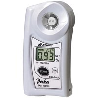 Refractometer Salt Meter Digital Atago Pal-Salt 1