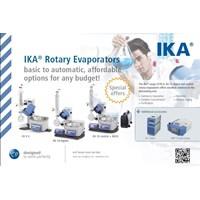 Alat Laboratorium Umum Rotary Evaporator Ika Rv 8 V - Rv 10 Digital V  1