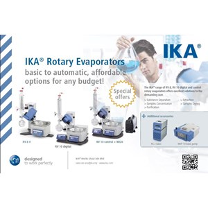 Alat Laboratorium Umum Rotary Evaporator Ika Rv 8 V - Rv 10 Digital V