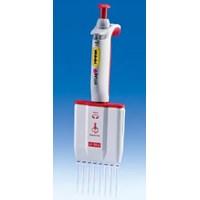 Jual Tabung Pipet Dan Botol Laboratorium -  Micropipet Multi Channel