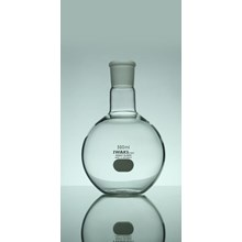IWAKI Boiling Flask Flat Bottom With TS Joint