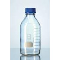 DURAN Laboratory bottle  with DIN thread  GL 45