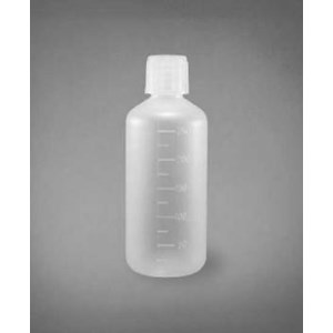 AS ONE Bottle Narrow Mouth PP with Graduation 100ml
