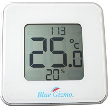 Blue Gizmo Digital Thermo-Hygrometer