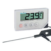 Digital Thermometer with Alarm Model: BG 668
