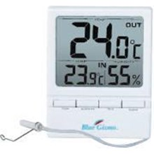 Blue Gizmo Digital Thermo Hygrometer with external probe  BG HT 03
