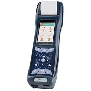 E4500 Hand Held Industrial  Combustion Gas & Emissions Analyzer