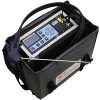 Jual E8500 Plus Portable Industrial  Combustion Gas DAN Emissions Analyzer