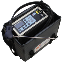 E8500 Plus Portable Industrial  Combustion Gas DAN Emissions Analyzer