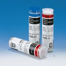 Micro haematocrit capillaries CE IVD