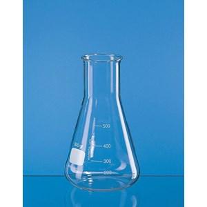 Erlenmeyer flask wide neck Boro 3 3
