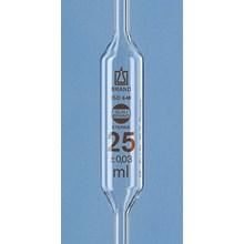 Bulb pipettes BLAUBRAND® ETERNA class AS 1 mark AR Glas® DE M