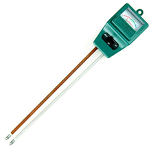 2 in 1 Soil pH  Moisture Meter