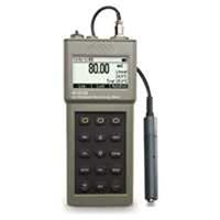HI 98188 Graphic Display Portable Meter EC Resistivity TDS NaCl Meter With USP